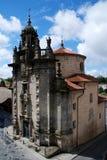 Santiago de Compostela stock photography