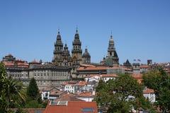 Santiago de Compostela Fotografía de archivo