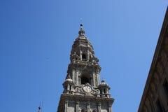 Santiago de Compostela foto de archivo