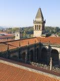 Santiago de Compostela Cathedral 2 Royalty Free Stock Photos