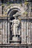 Santiago de Compostela Cathedral, Galicia, Spain Royalty Free Stock Photo