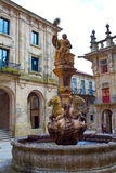 Santiago de Compostela end of Saint James Way Stock Image