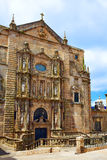 Santiago de Compostela end of Saint James Way Stock Photography