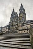 Santiago de Compostela Royalty Free Stock Photography