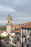 Santiago de Compostela, Galicia, Spain Stock Image