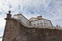 Santiago de Compostela, Galicia, Spain Stock Photography