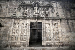 Santiago de Compostela,Galicia,Spain. royalty free stock image