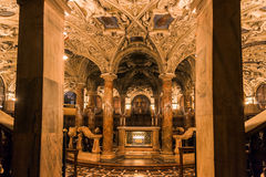 Santiago De Compostela Katedra Zdjęcia Royalty Free