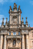 Santiago de Compostela, Spagna Monastero della st Martin Pinario fotografie stock