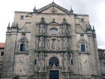 Santiago de Compostela-Spain Royalty Free Stock Image