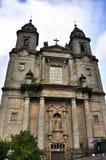 Santiago de Compostela, Spain Royalty Free Stock Photography