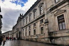 Santiago de Compostela, Spain Stock Images