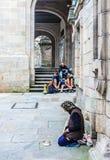 Santiago de Compostela, Spain, Europe Royalty Free Stock Photos