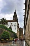 Santiago DE Compostela, Spanje royalty-vrije stock afbeelding