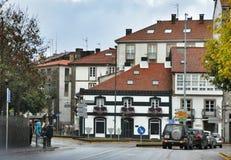 Santiago DE Compostela, Spanje royalty-vrije stock foto's