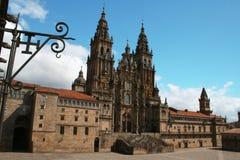 Santiago de Compostella Imagen de archivo