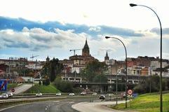 Santiago de Compostella. Galicia. Spain Royalty Free Stock Images
