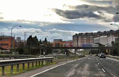 Santiago de Compostella. Galicia. Spain Royalty Free Stock Image