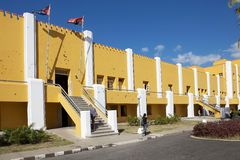 Santiago de Cuba Royaltyfri Bild