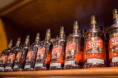 Santiago de Cuba Anejo Rum Stock Photography