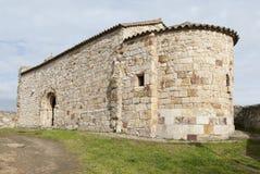 Santiago de los Caballeros. Is a site historic in Zamora,Spain Stock Photography