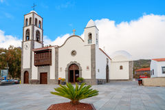 Santiago del Teide. Tenerife, Spain Royalty Free Stock Photography