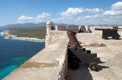Santiago di Cuba fotografia stock libera da diritti
