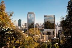 Santiago do Chile Imagens de Stock Royalty Free
