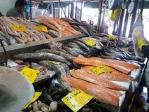 Santiago do mercado central Imagem de Stock Royalty Free