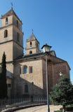 Santiago Hospital i Ubeda, Spanien royaltyfri foto