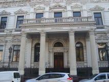 Santiago - il Cile Immagini Stock