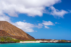 Santiago Island Beach Stockfotografie