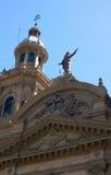 Santiago Metropolitan Cathedral-Chile III Royalty-vrije Stock Foto