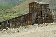 Santiago Mine 3 Stock Images
