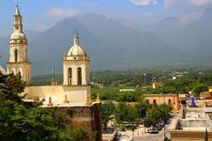 Santiago, Nuevo Leon, Messico Fotografia Stock Libera da Diritti