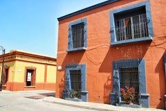 Santiago Nuevo Leon, Mexico Arkivbild