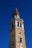 Santiago Parish church bell tower, Ecija, Spain. Stock Photo