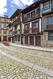 Santiago Square, Guimaraes, Portugal Stock Photography