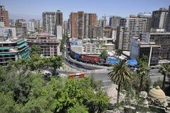 Santiago tun Chile Lizenzfreie Stockfotografie
