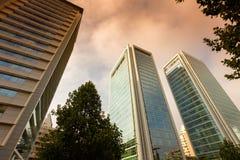 Santiago tun Chile Lizenzfreies Stockfoto