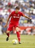 Santiago Vergini de Getafe CF Photo stock
