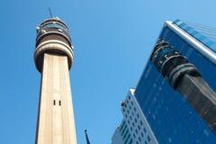 Santiagode Chile Stockfotos