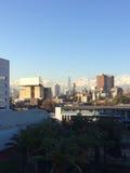 Santigo - huvudstaden av Chile Royaltyfri Fotografi