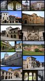Santillana del mąci w Spain Zdjęcia Royalty Free