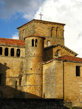 Santillana Del Mar Stockbilder