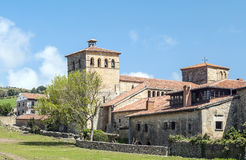 Santillana del Mar Royalty Free Stock Photography
