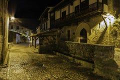 Santillana Del Mar Santander Cantábria spain Fotografia de Stock Royalty Free