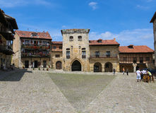Santillana del Mar Royalty Free Stock Photos