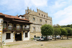 Santillana del Mar Royalty Free Stock Image