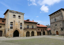 Santillana del Mar Stock Photography